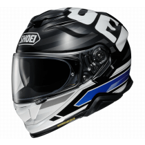 Shoei GT-air II Insignia, black/blue