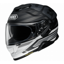 Shoei GT-air II Insignia, matt black/white
