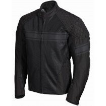 Waldron mesh jacket