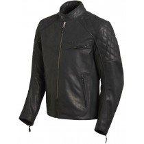 Arno quilted jacket zwart