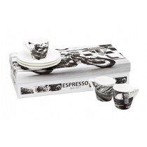 Triumph Espresso set